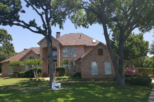Roof Hail Damage McKinney TX