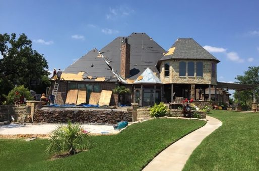 Roof Repair in Frisco TX