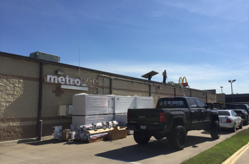 Commercial Roofing in Frisco TX